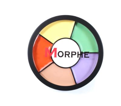 Morphe Brushes - 6c Color Corrector Wheel