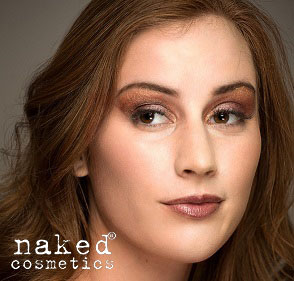 From Naked Cosmetics!