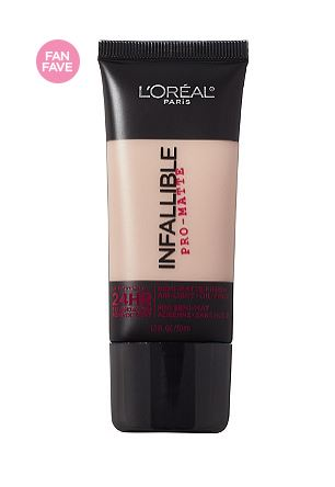 L'Oreal - Infallible Foundation