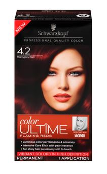 Color Ultime 4.2 Mahogany Red 2.03oz