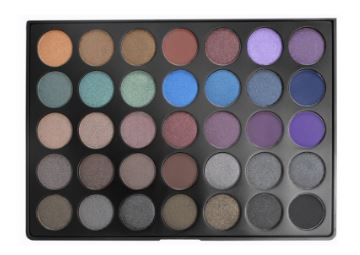 Morphe Brushes - 35D Eyeshadow Palette