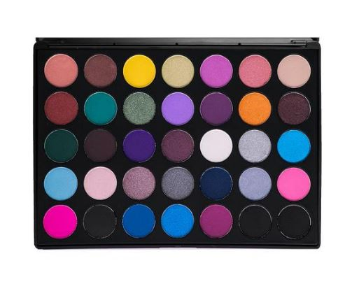 Morphe Brushes - 35O Eyeshadow Palette