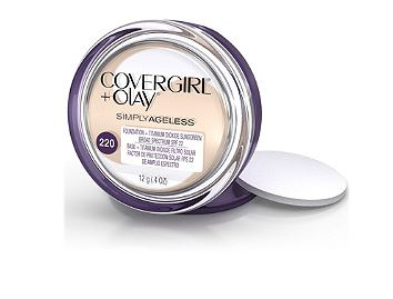 Covegirl + Olay - Simply Ageless Foundation