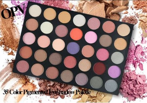 OPV - 35 Color Eyeshadow Palette