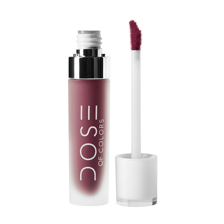 Dose of Colors Liquid Lipstick- Mood