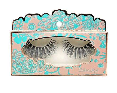 Be Bella Cosmetics - Sandy Eyelashes