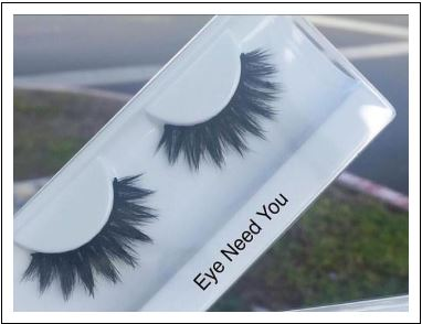 Violet Voss Lashes - Eye Need You