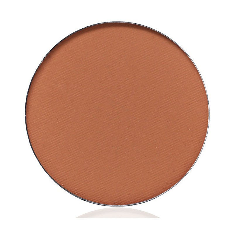BeBella Cosmetics Eyeshadow- B07 Orange Gold