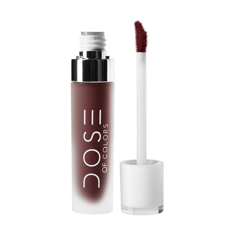 Dose of Colors Liquid Lipstick- Chocolate Wasted