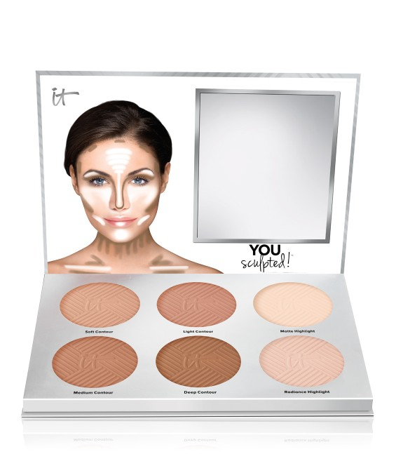 IT Cosmetics You Sculpted! Contouring Palette