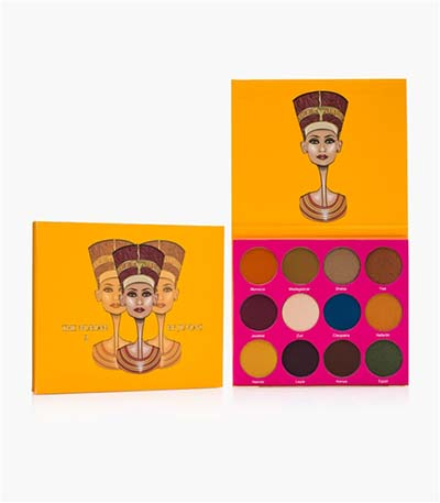 Juvia's Place Nubian 2nd Edition Palette