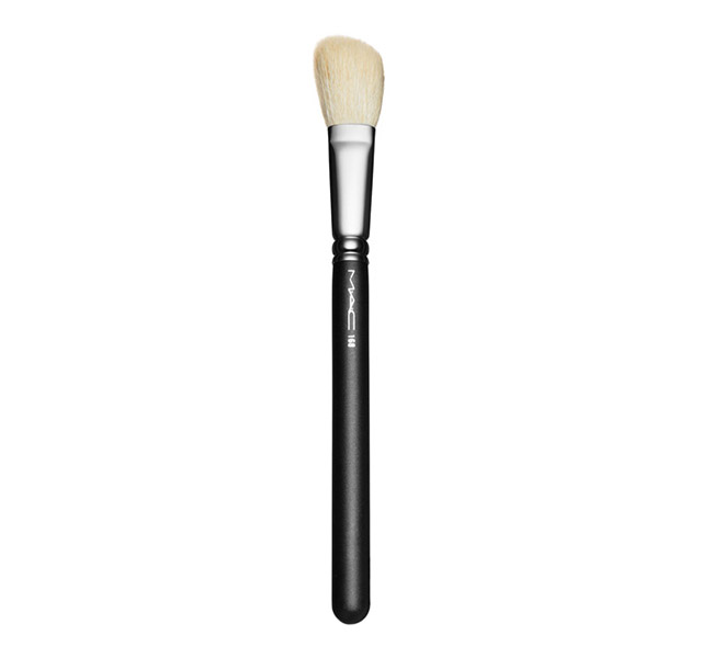 MAC Large Angled Contour Brush- 168