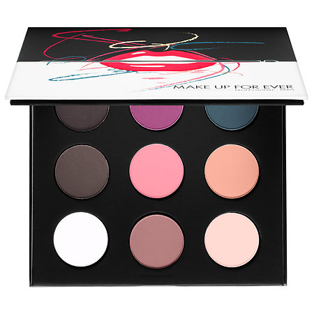 Makeup Forever Artist Palette- Volume 4 Shadows
