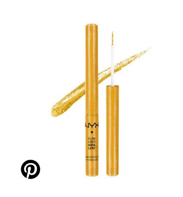 NYX Cosmetics - Gold Glam Liner