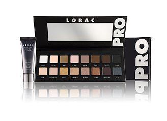 Lorac - Pro 1 Eyeshadow Palette