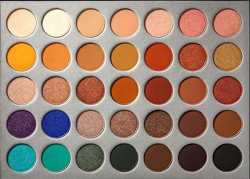 Morphe Brushes - The Jaclyn Hill Eyeshadow Palette