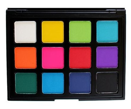 Morphe 12P Picasso Palette- Pick Me Up Collection