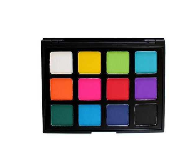 Morphe Brushes - 12P Picasso Eyeshadow Palette