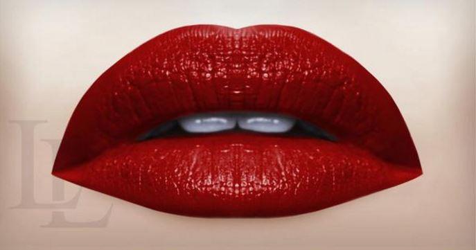 Lipland Cosmetics - 23 Red