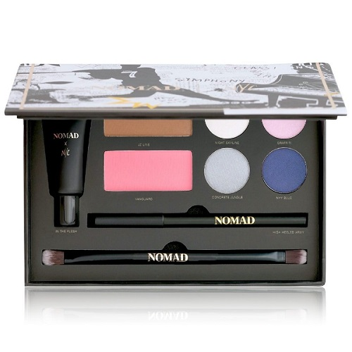 Nomad Cosmetics New York Beauty Palette- 01