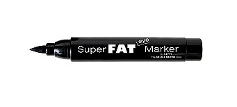 NYX Cosmetics - Super Fat Eyeliner