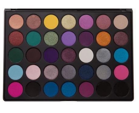Morphe Brushes - 35S Eyeshadow Palette