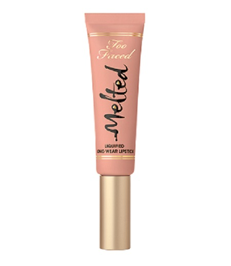 Too Faced Melted Lipstick- Melted Nude