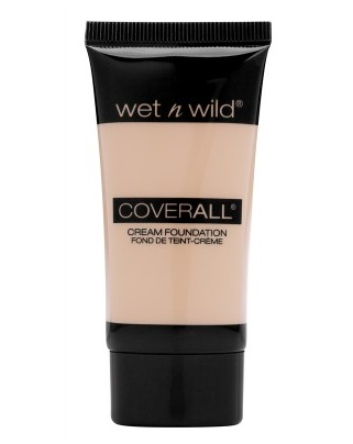 Wet N Wild CoverAll Creme Foundation- Fair