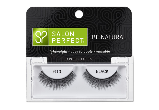 Salon Perfect Be Natural 610 Lashes