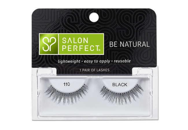 Salon Perfect Be Natural 110 Lashes
