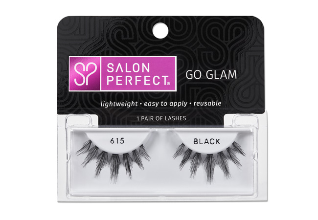 Salon Perfect Go Glam 615 Lashes